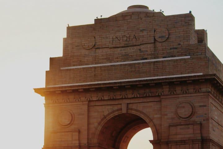 Puerta de la India.Foto.Abhidev Vaishnav.3