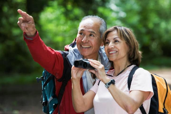Viajes al extranjero para la tercera edad.Foto.Viajes para todos.2