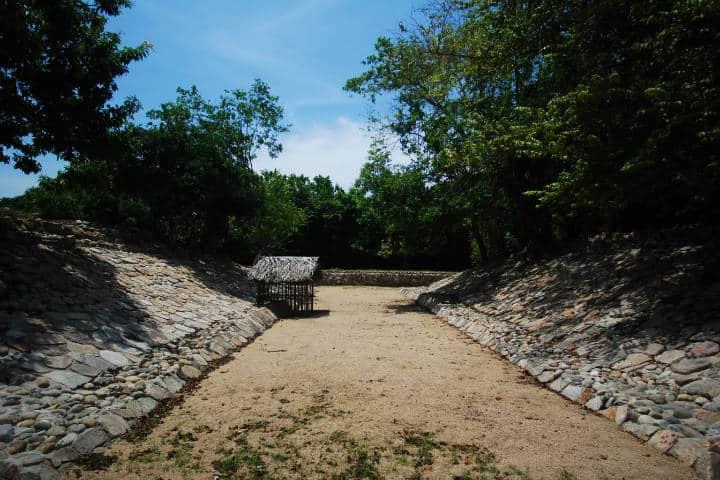 Zona Arqueológica de Copalita.Foto.Lugares INAH.5