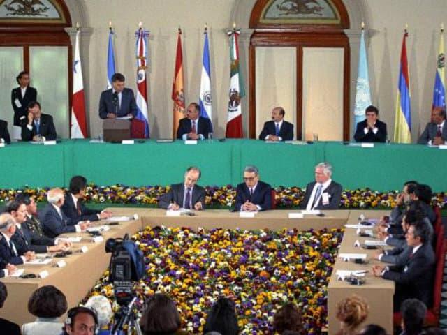 acuerdo paz chapultepec