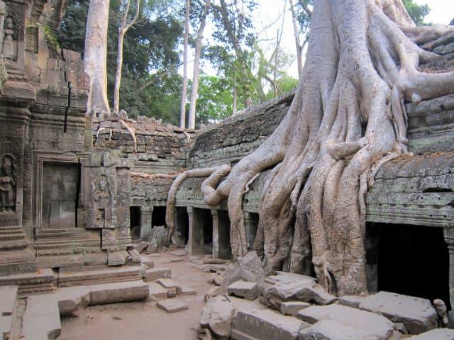 locaciones de películas angkor thom