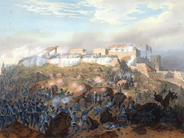 historia castillo de chapultepec
