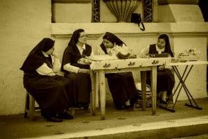 chiles en nogada monjas dominicas Anwar Vazquez