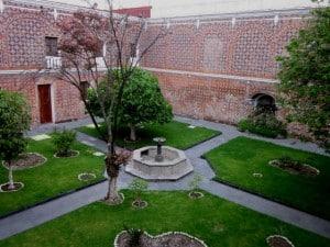 convento santa monica Raul Pacheco-Vega