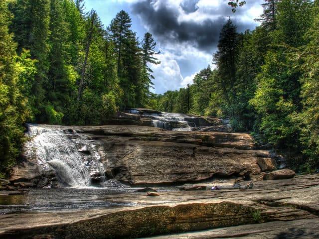 locaciones de películas dupont state forest crepusculo