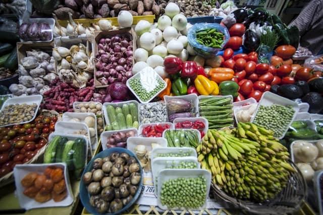 mercado de san juan verduras