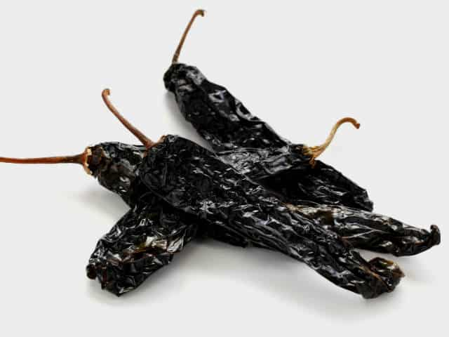 mole chile pasilla