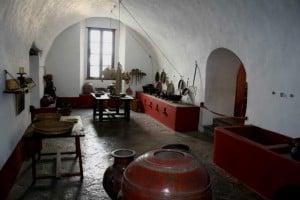 museo virreinato cocina