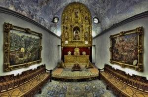 museo del virreinato camerin de la virgen