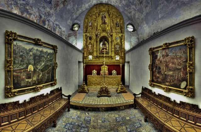museo-virreinato-camerin de la virgen