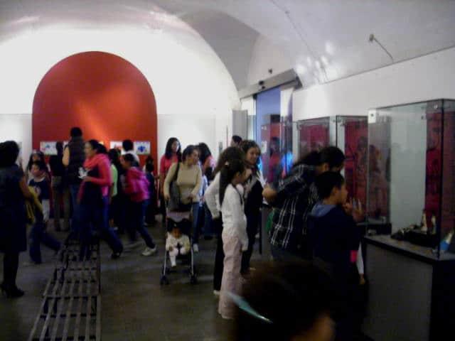 museo nacional del virreinato_exposiciones