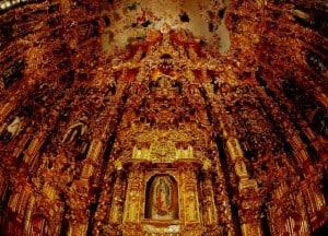 museo virreinato retablos