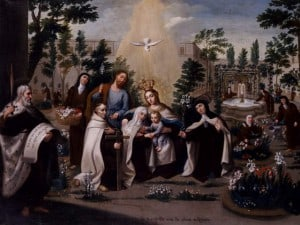 museo virreinato pintura