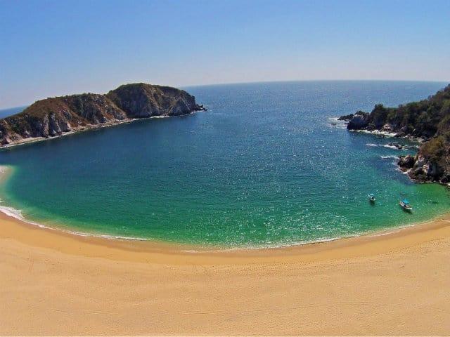locaciones de películas playa cacaluta