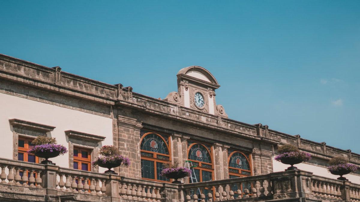 Portada Curiosidades del Castillo de Chapultepec. CDMX. Imagen. Yulissa Tagle 1