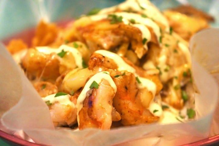 Deliciosa comida del Restaurante Jetsons Potato and Beer. Foto: timeoutmexico.mx