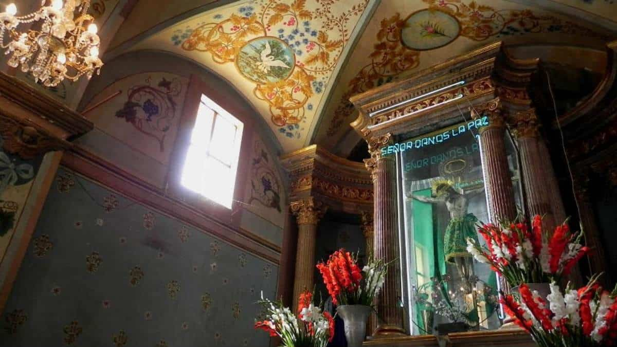 El Llanito, pueblo Otomí en Dolores Hidalgo. Guanajuato. Imagen. Archivo