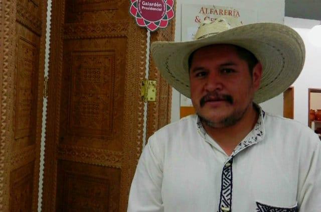 Entrevista Alfonso Ponce FONART. Foto: Archivo