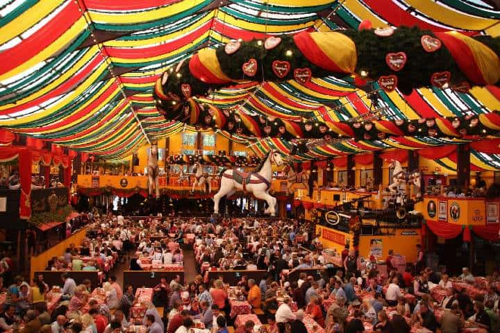Festival de Octubre. Foto: holzijue