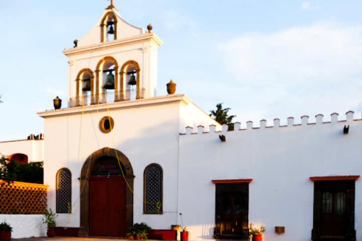 Hotel Misión La Muralla Queretaro.Foto.Vive Querétaro.1