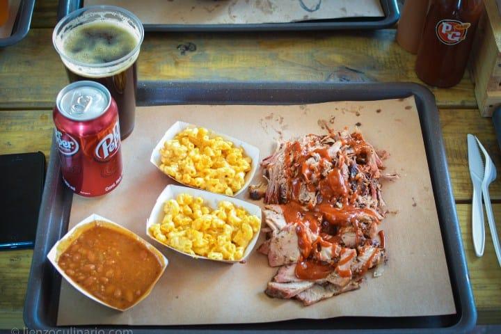 Pinche Gringo BBQ en la CDMX. Imagen. FRan Cedillo. 2