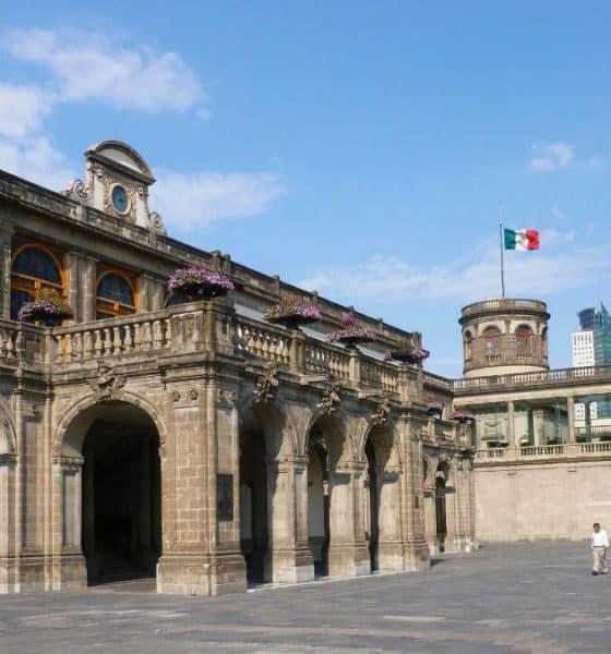 Portada. Curiosidades del Castillo de Chapultepec. Foto: Tristan Higbee