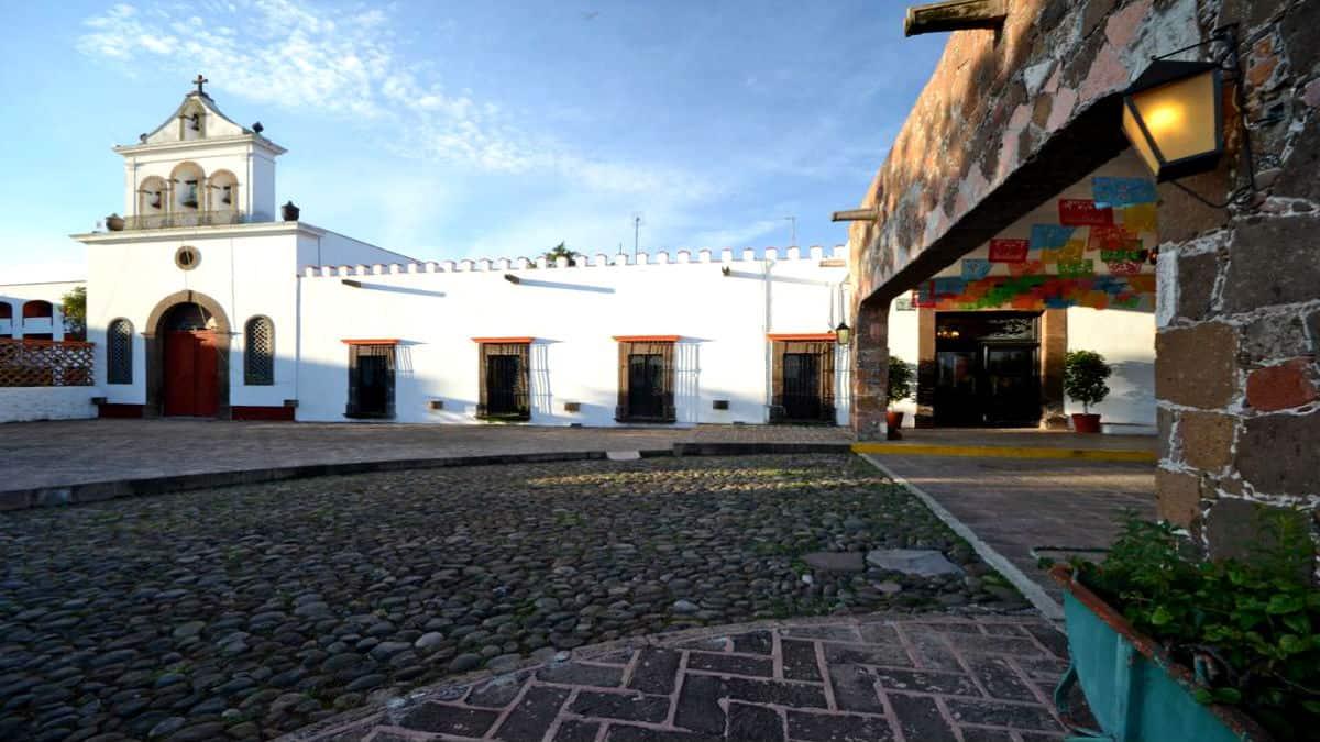 Portada.Hotel Misión La Muralla.Foto.Agoda
