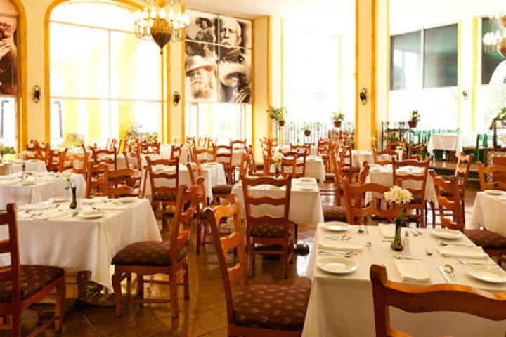 Restaurante del hotel.Foto.Hotel Misión La Mualla.8