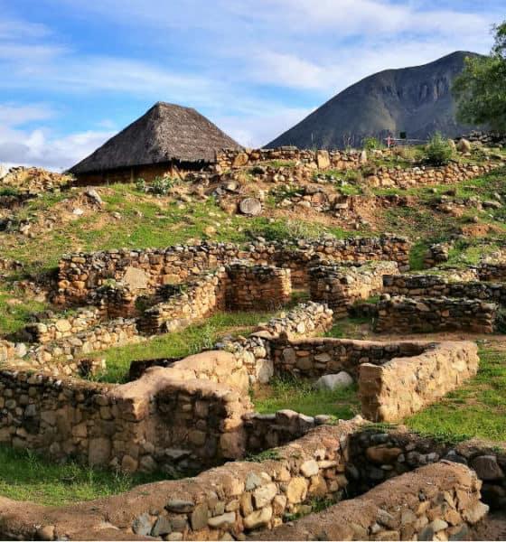 Kotosh en Peru.Imagen.Archivo