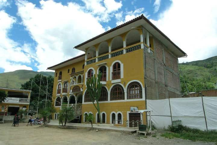 Tomayquichua Ayuntamiento. Perú. Foto. P 6