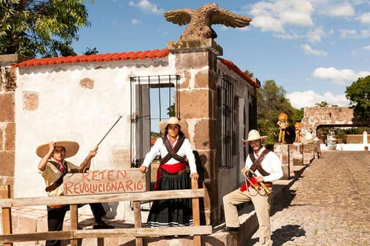 Un lugar de mucha historia.Foto.Más México.6