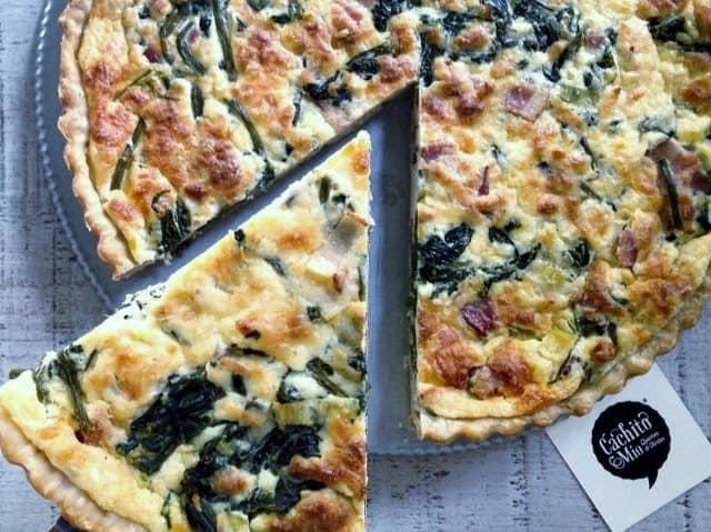 cachito mio quiche verduras