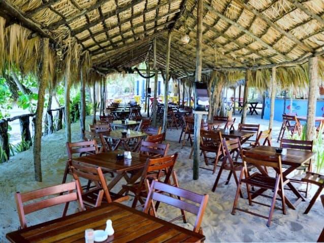 cayo-arena-dominicana restaurante