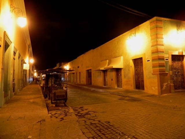 dolores hidalgo calles noche