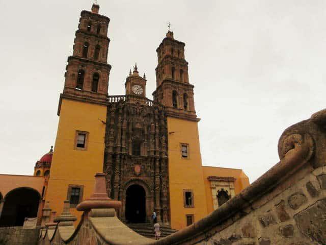 Dolores Hidalgo parroquia. Foto: Archivo