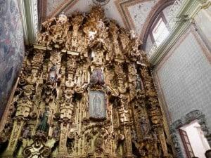 dolores hidalgo retablo oro
