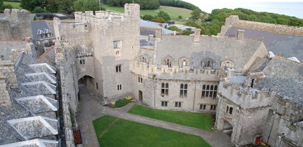 donats castle