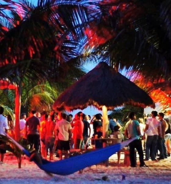 Fiesta en el Caribe