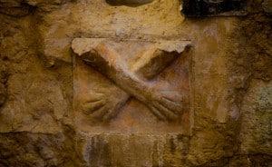 huanuco manos cruzadas kotosh