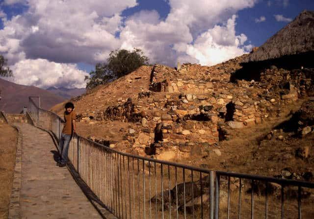 kotosh niño.Imagen: Peru.Archivo