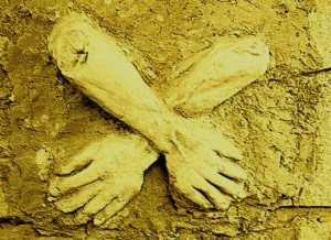 kotosh peru manos cruzadas