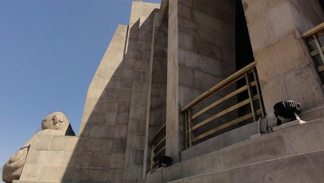 monumento revolucion ciudad de mexico