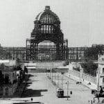 construccion monumento a la revolucion