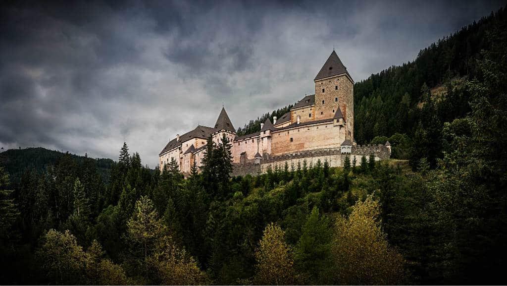 castillos terrorificos