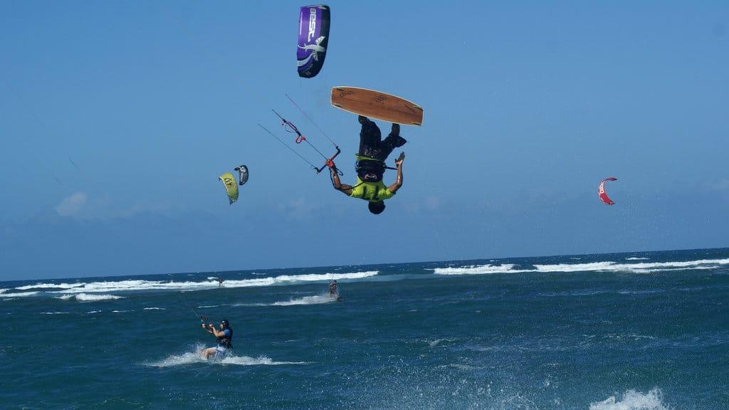 kitesurfing puerto plata