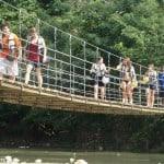 saltos de damajagua puente
