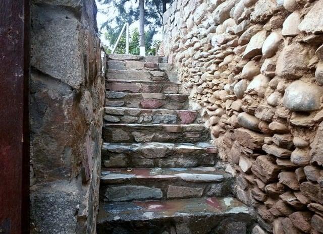 tomayquichua- escaleras