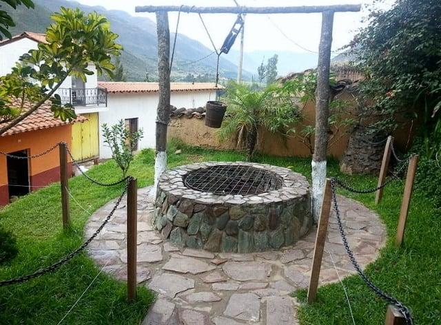 pozo tomayquichua