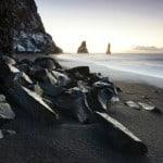 vik islandia piedra