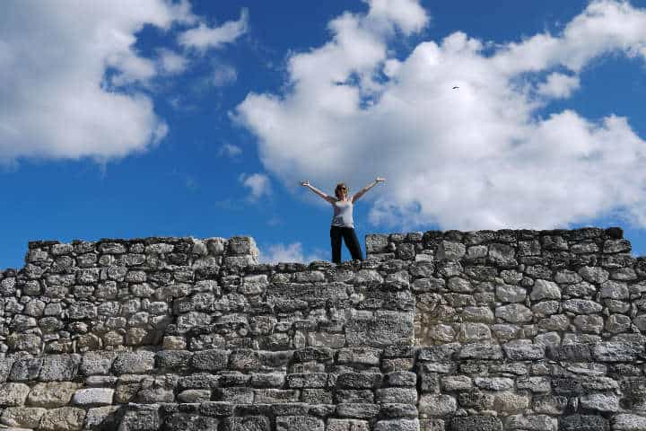 Admira la belleza de Calakmul.Foto.Cyril Chermin.20